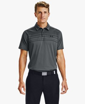 Herren UA Vanish 1Up Poloshirt