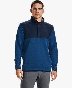 Men's UA Storm SweaterFleece ½ Snap