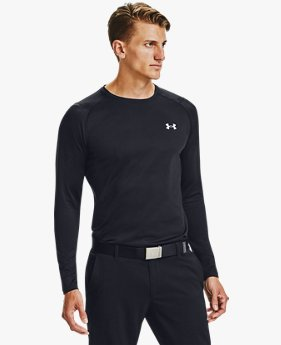 Men's ColdGear® Infrared Long Sleeve Golf Crew