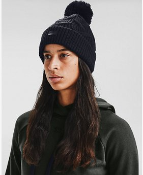 Women's UA Around Town Pom Beanie