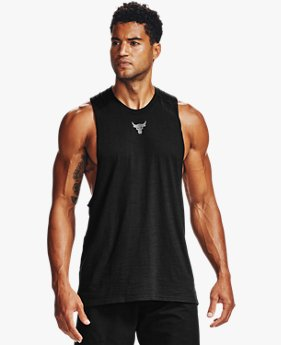 Men's Project Rock Charged Cotton® Tank