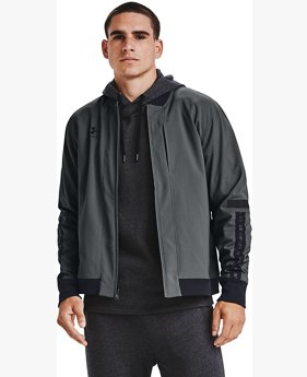 Men's UA Accelerate Bomber Jacket