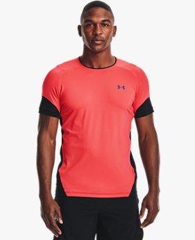 Men's UA RUSH™ HeatGear® 2.0 Short Sleeve