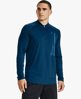 Men's UA MK-1 Graphic ¼ Zip