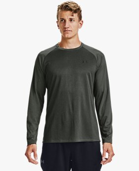Men's UA Textured Long Sleeve