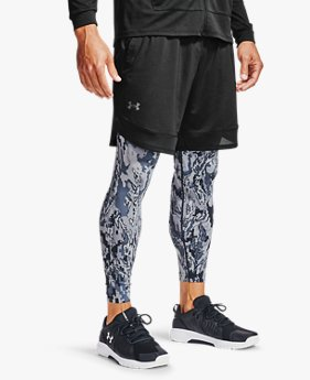 Herenshorts UA Training Stretch