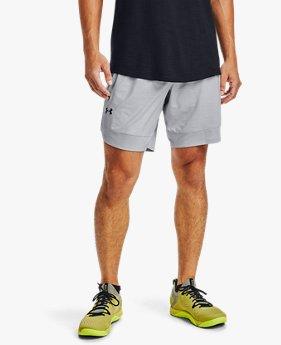 Men's UA Training Stretch Printed Shorts