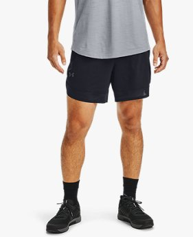"Men's UA Training Stretch 7"" Shorts"