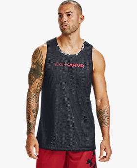Men's UA Baseline Reversible Tank