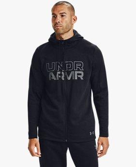 Men's UA Baseline Full Zip Hoodie