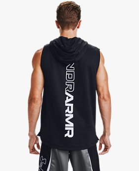 Men's UA Performance Sleeveless Hoodie