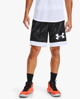 Men's UA Printed Retro Shorts