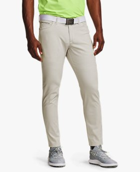 Erkek UA Range Unlimited Slim 5-Pocket Tapered Pantolon