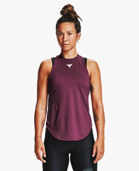 Damen Project Rock Perf Tanktop