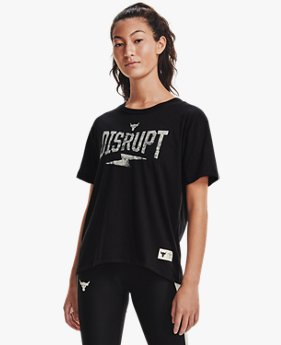 Women's Project Rock Disrupt Short Sleeve