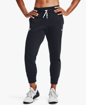 Women's Project Rock Charged Cotton® Fleece Trousers