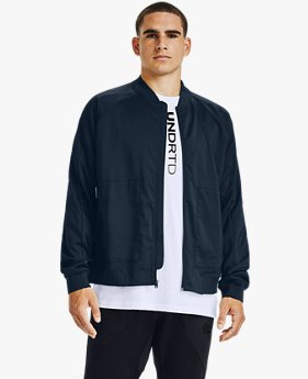 Men's UA UNDRTD Woven Warmup Jacket