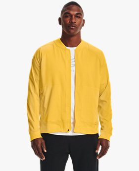 Men's UA UNDRTD Woven Warm-Up Jacket