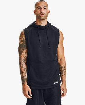 Sweat à capuche sans manches SC30™ pour homme
