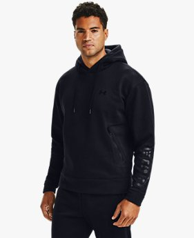 Herenhoodie UA RECOVER™ Fleece