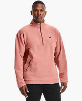 Men's UA RECOVER™ Fleece ¼ Zip