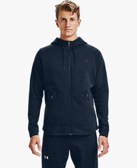 Sweat à capuche Charged Cotton® Fleece Full Zip pour homme