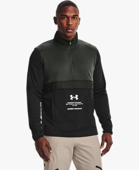 Men's Armour Fleece® Storm ½ Zip