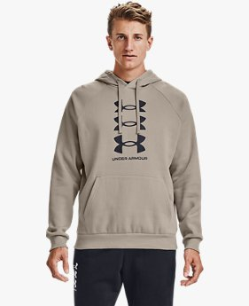 Men's UA Rival Fleece Multilogo Hoodie
