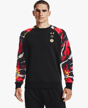 Men's UA Rival Fleece CNY Crew
