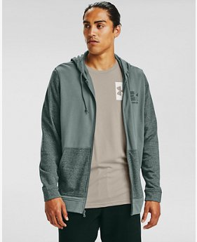 Men's UA Sportstyle Terry SI Full Zip