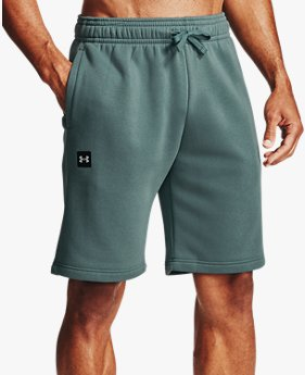 Short UA Rival Fleece da uomo