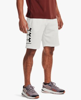 Men's UA Rival Fleece Multilogo Shorts
