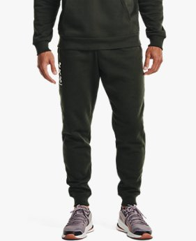 Herren UA Rival Fleece Multilogo Jogginghose