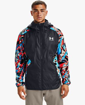 Men's UA Wind Full Zip