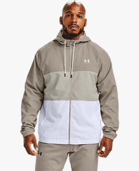Men's UA Sportstyle Wind Full Zip