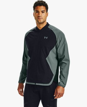 Men's UA Wind Bomber Jacket