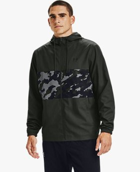 Men's UA Sportstyle Wind SI Jacket