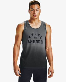 Men's UA Collegiate Tank