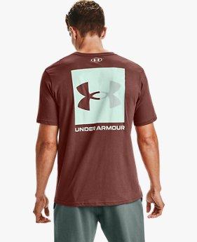 Men's UA Box Logo Short Sleeve