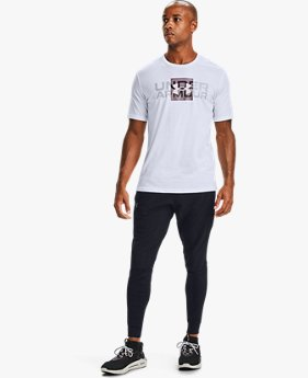 Men's UA Box Logo Wordmark Short Sleeve