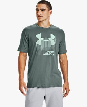 Men's UA Big Logo Wordmark Short Sleeve