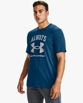 Men's UA Always Under Armour Short Sleeve