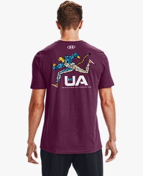 Men's UA Running Cheetah T-Shirt