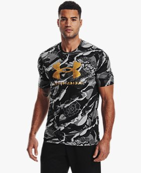 Men's UA CNY Big Logo Short Sleeve T-Shirt