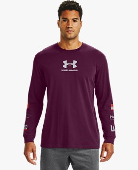Men's UA Multi Logo Long Sleeve