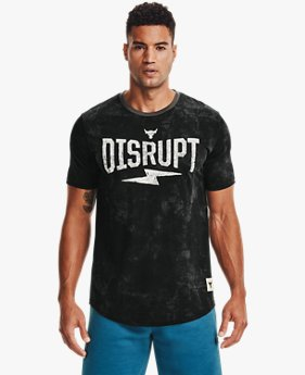 Men's Project Rock Disrupt Short Sleeve