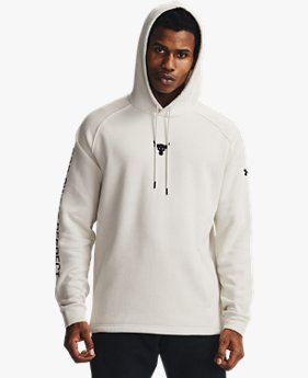 Sweat à capuche Project Rock Charged Cotton® pour homme
