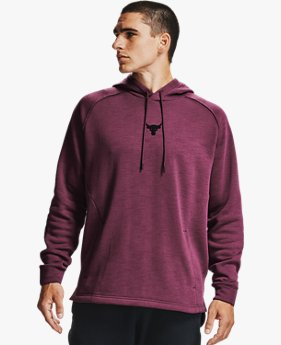 Sudadera con Capucha Project Rock Charged Cotton® para Hombre