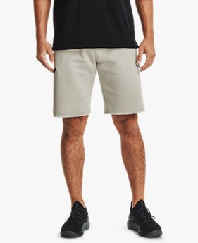 Men's Project Rock Charged Cotton® Fleece Shorts