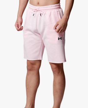 Herren Project Rock Charged Cotton® Fleece Shorts